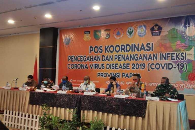 14 Kabupaten di Papua Belum Bisa New Normal
