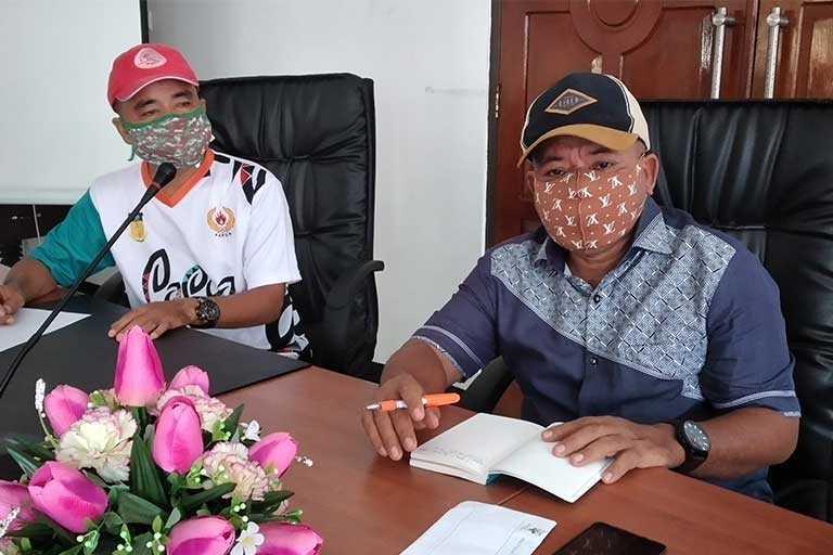 PB PON XX Verifikasi Media di Papua