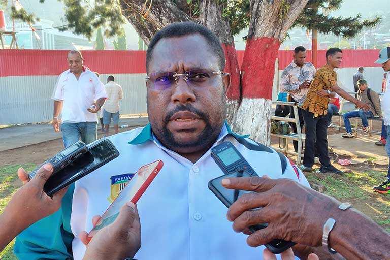 Koni Papua Perketat Pengawasan Atlet