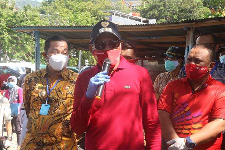 Pemkot Jayapura Wajib masker