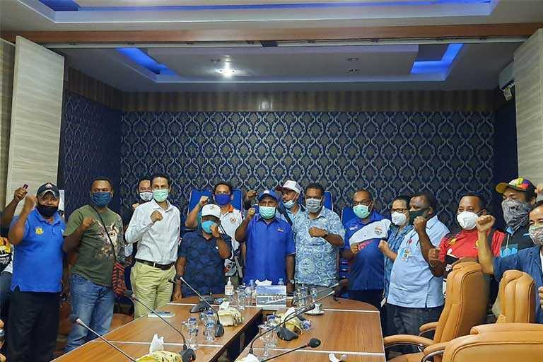 PB PON Papua Buka Pendaftaran Wartawan