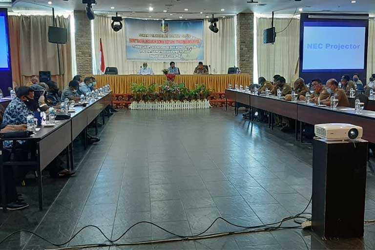 Anggaran DPR Papua Dipangkas Sebesar Rp 200 M