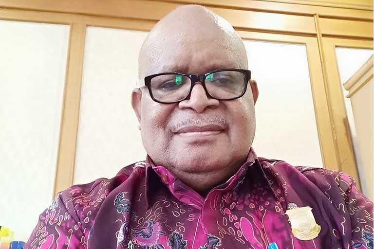 Kepala Suku Wilayah Adat Lapago