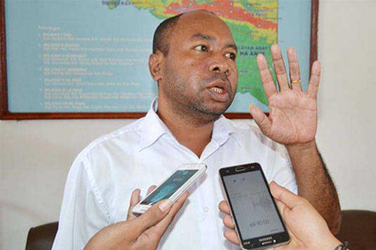 Komnas HAM Perwakilan Papua, Frits Ramandei
