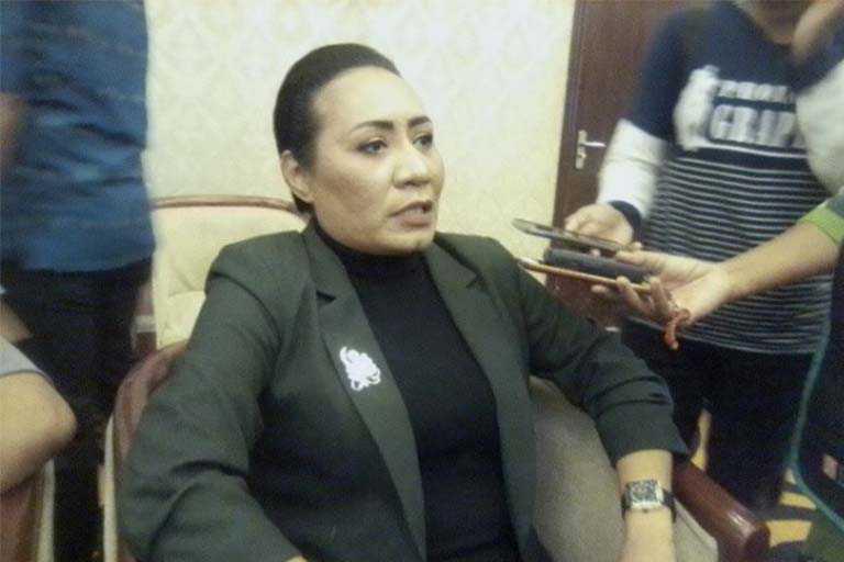 Ketua KPU Merauke Theresia Mahuze