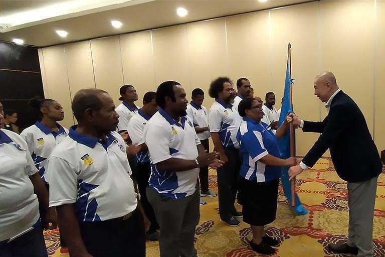 PERBASI Papua Diingatkan Siapkan Tim Terbaik