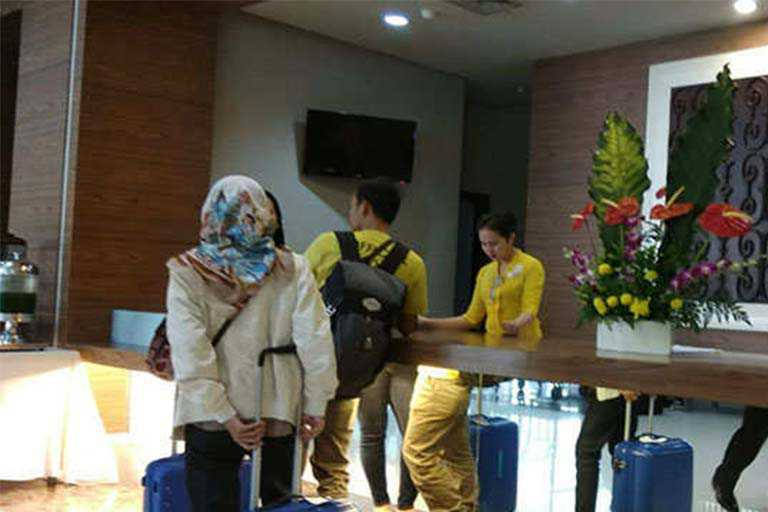 Hotel Horison Siap Pasang Alat Deteksi virus corona