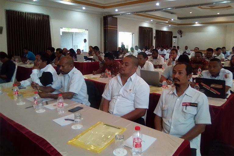 Pelatihan Aparatur Di Bidang Manajemen Pemerintah Desa