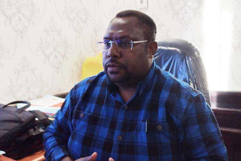 Corona Merebak KONI Papua Tunda TC ke Luar Negeri