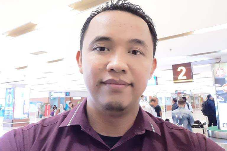 General Manager PT Pandawa Ady Ahza Ihsan Riyadi