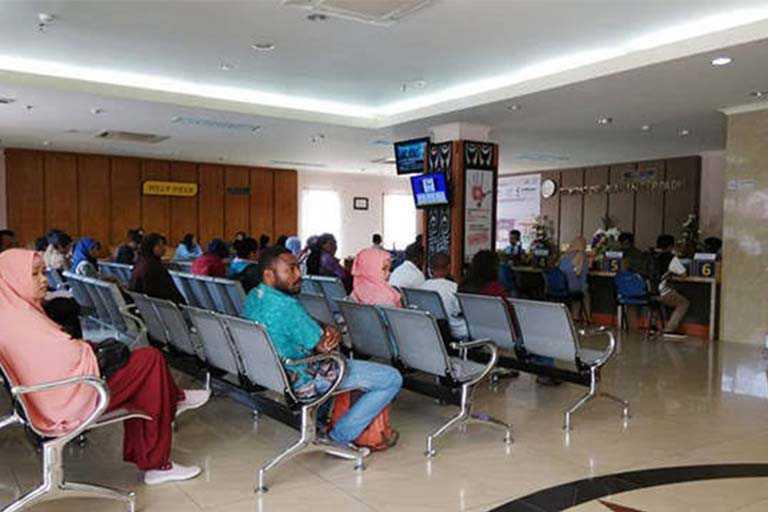 Kanwil Pajak Papua dan Maluku Batasi Pelayanan Perpajakan