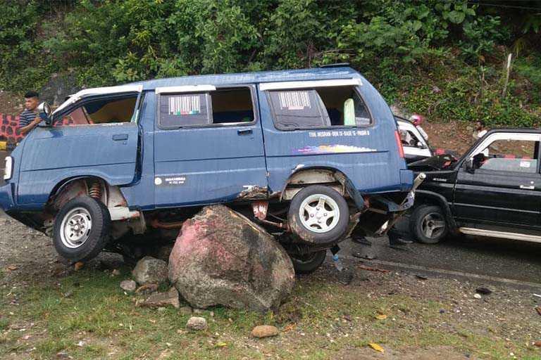 Kecelakaan Beruntun