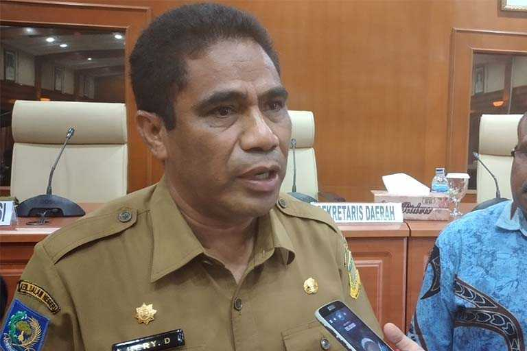Pemprov Papua Pastikan Bangun Dua Venue PON di Kota Jayapura