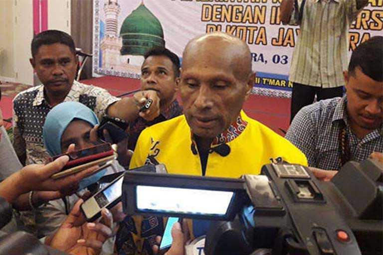 Kota Jayapura Akan Berlakukan Karantina Wilayah