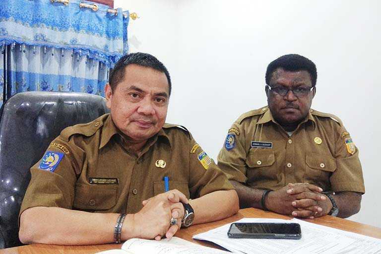 Ribuan Pekerja di Papua Kena PHK