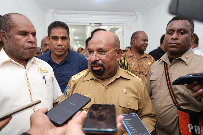 Papua Lockdown