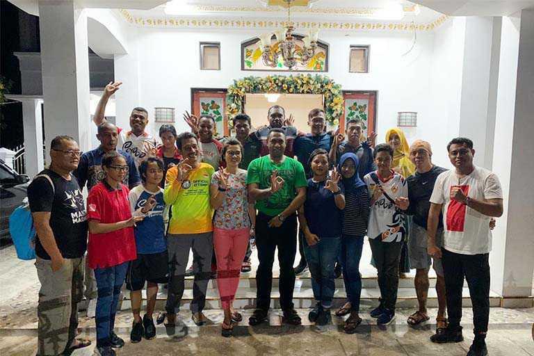 POSSI Papua Tetap Berlatih Sambil Menunggu Kebijakan Pemerintah