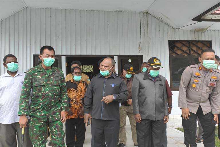 Covid-19 Di Kabupaten Puncak Jaya