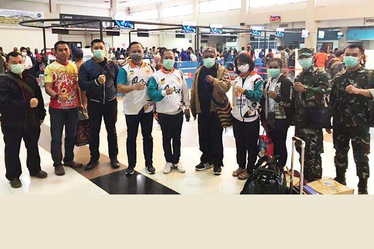 Puslatprov Koni Papua Turunkan Tim Kesehatan