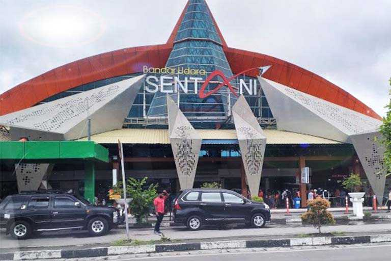 Bandara Sentani Resmi Ditutup untuk Penerbangan Penumpang