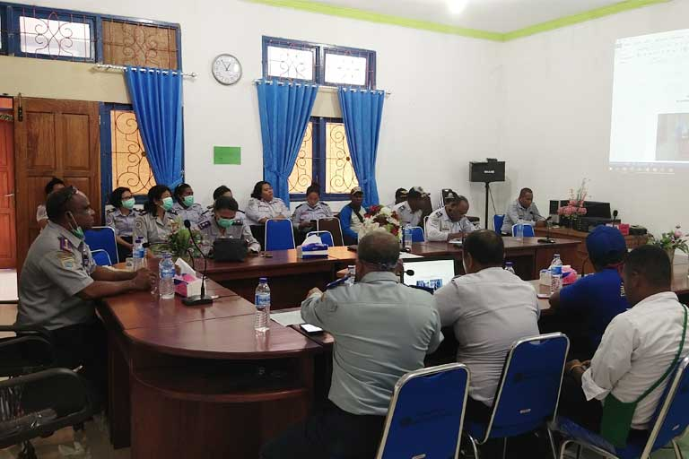 Dishub Kabupaten Jayapura