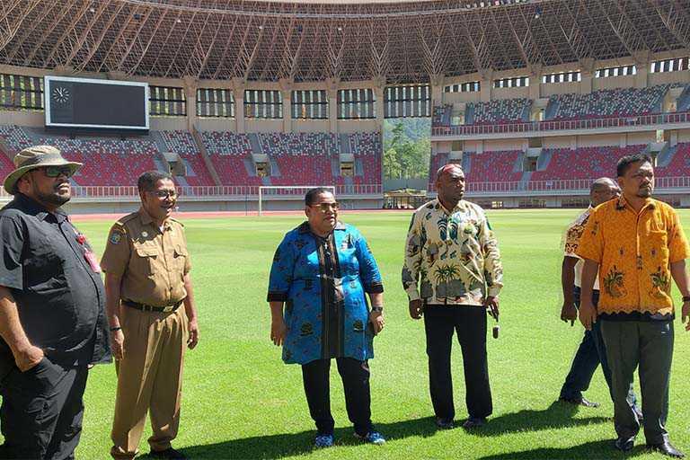 Dukungan Masyarakat Papua Menjadi Kunci Suksesnya PON 2020