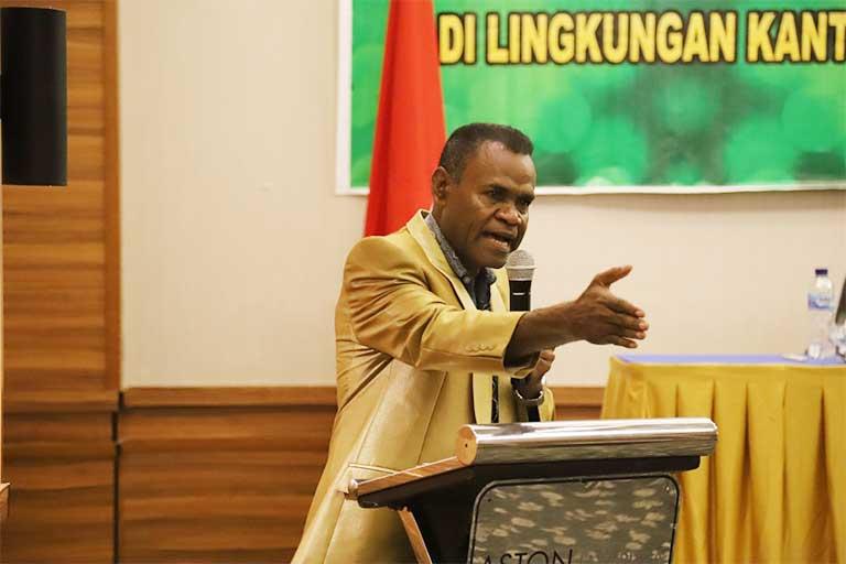 Haji Provinsi Papua Mengalami Penyesuaian