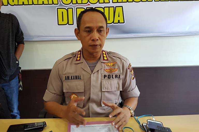 Kasus Dogiyai Lima Oknum Polisi Diperiksa