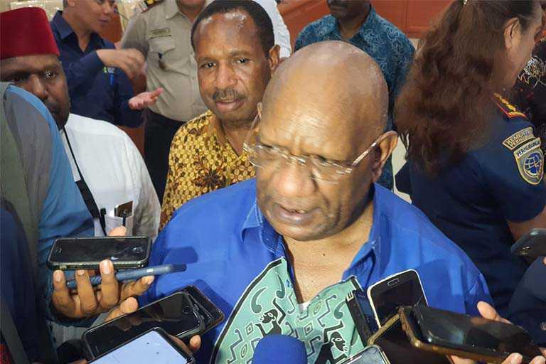 Masyarakat Papua Jangan Panik Dengan Virus Corona