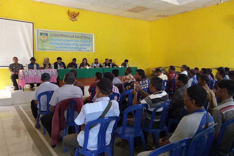 Komisi II DPR Papua Temui Banyak Masalah di Merauke