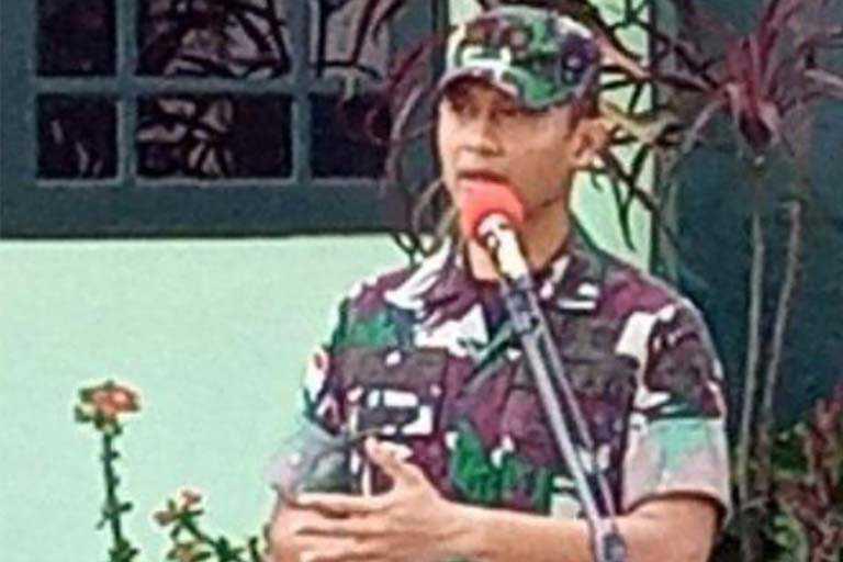 Satgas TMMD Akan Bangun 20 Unit Rumah Di Kampung Epem Mappi