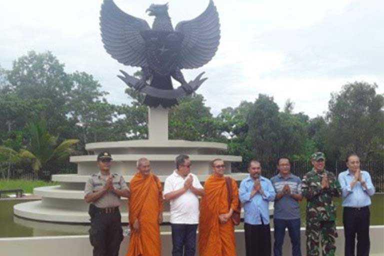 Kunjungan Majelis Buddhayana Indonesia