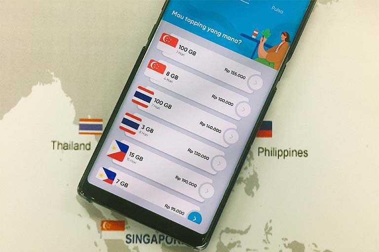 Aplikasi by.U Telah Diunduh 1 Juta Pelanggan Indonesia