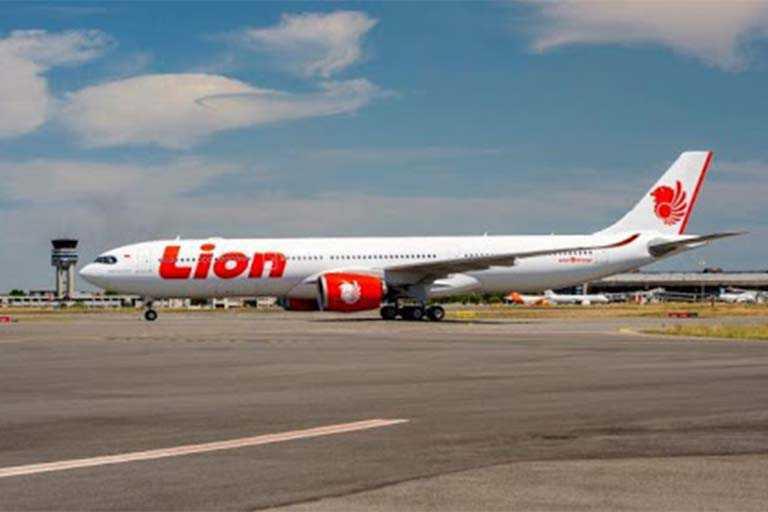 Keberangkatan Penumpang Angkutan Udara Domestik merauke Menurun