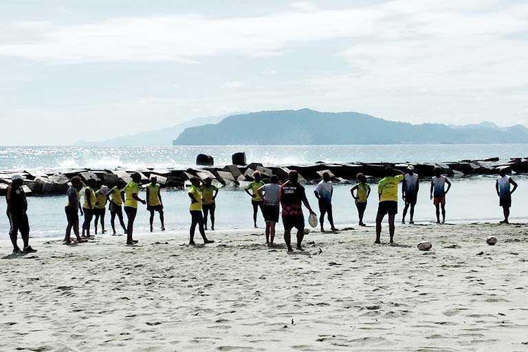 Gara-Gara Virus Corona Rugby Papua Batal TC ke Malaysia