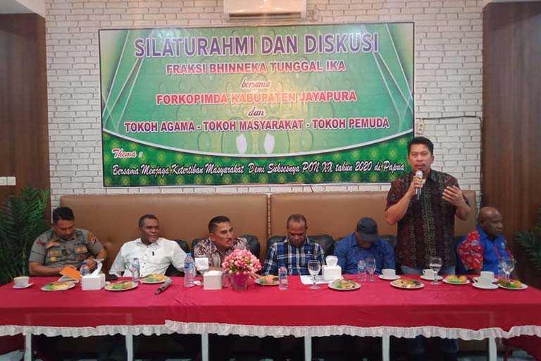 Fraksi Bhinneka Tungal Ika (BTI) DPRD Kabupaten Jayapura