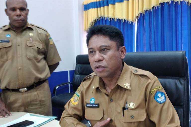 Naskah Soal UN di Papua Didistribusikan