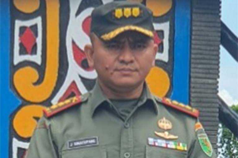 Kodim 1701/Jayapura Tak Gentar Hadapi Ancaman KKSB