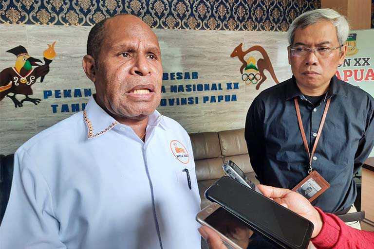 PB PON Papua Pengadaan Peralatan pon xx