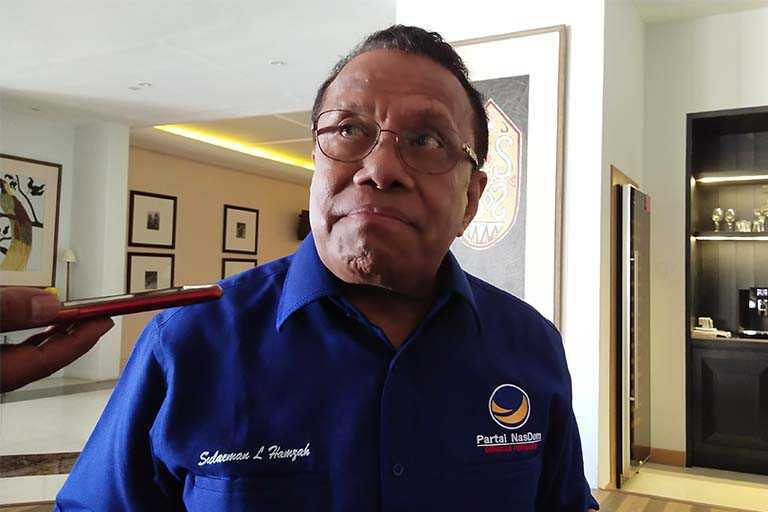 Pilkada Papua NasDem Target Menang di Delapan Kabupaten