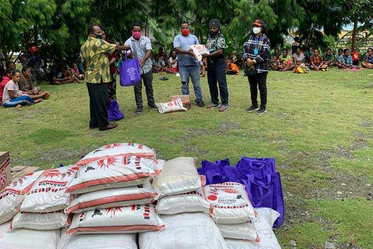 Fraksi Gabungan Bangun Papua