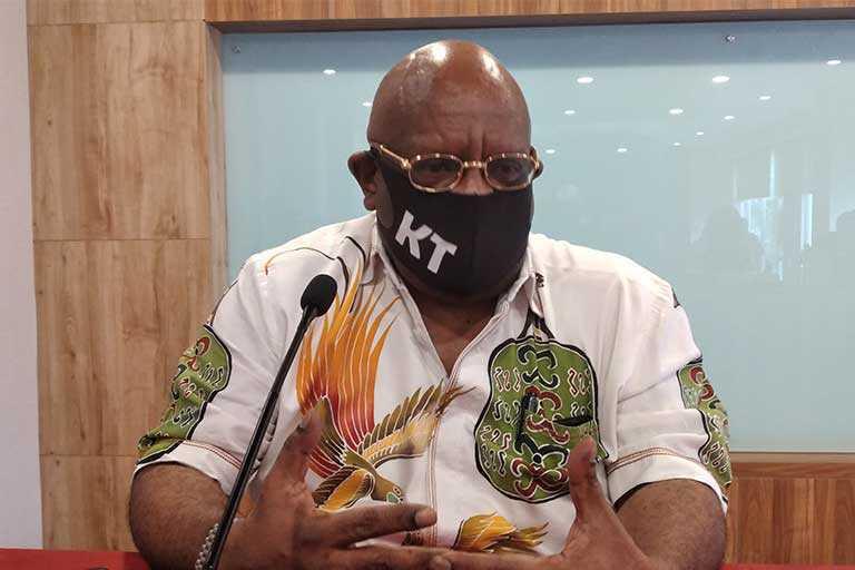 Pemprov Papua Evaluasi Penanganan Covid-19