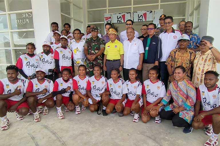 PON XX Papua Digelar