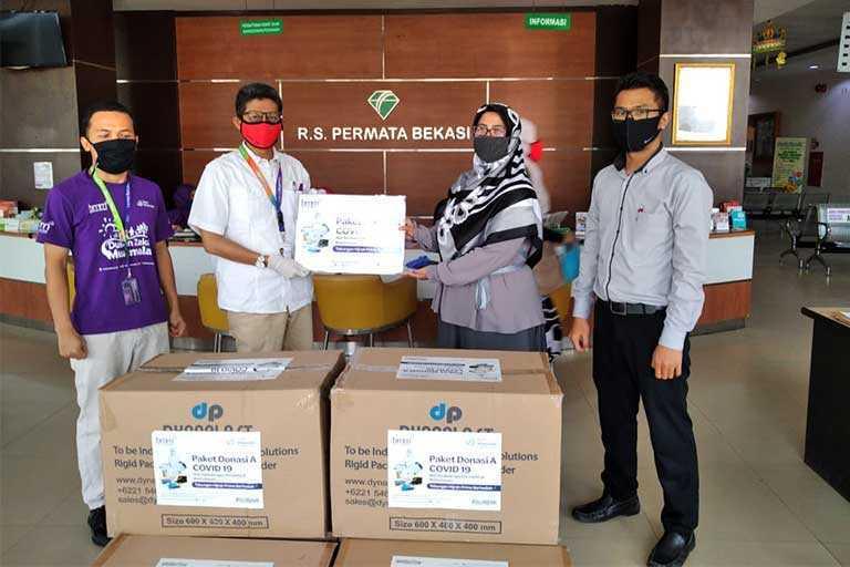 Bank Muamalat Donasi APD