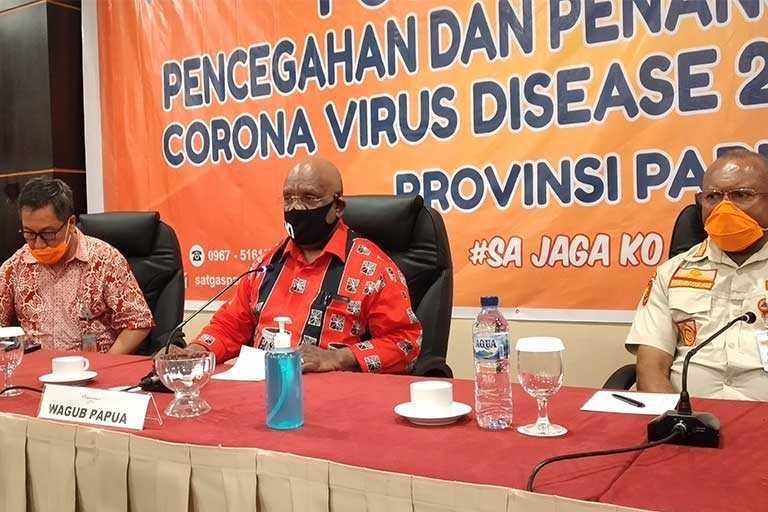 Papua Datangkan Alat PCR