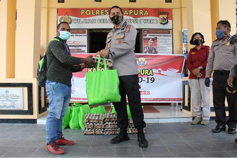 Wartawan Kabupaten Jayapura