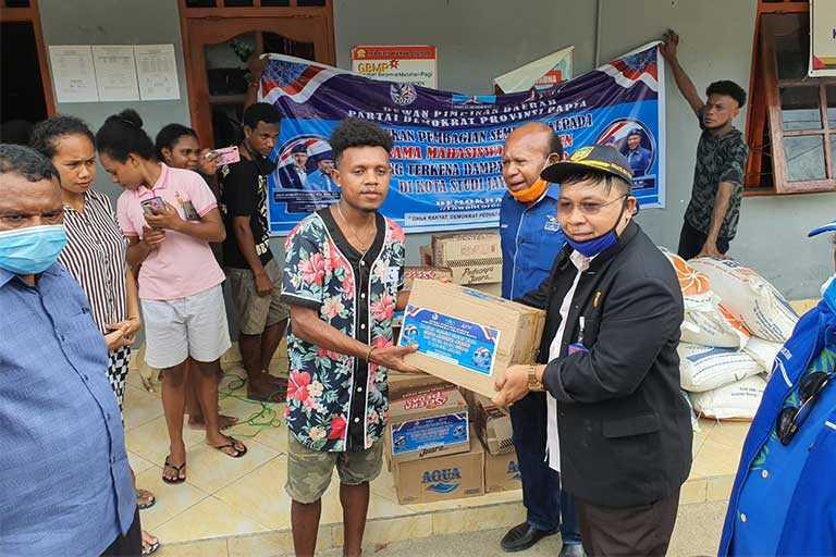 Fraksi Demokrat Papua