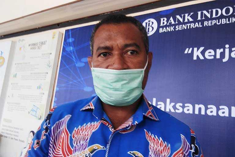 Bank Papua Siapkan Stok Uang Tunai