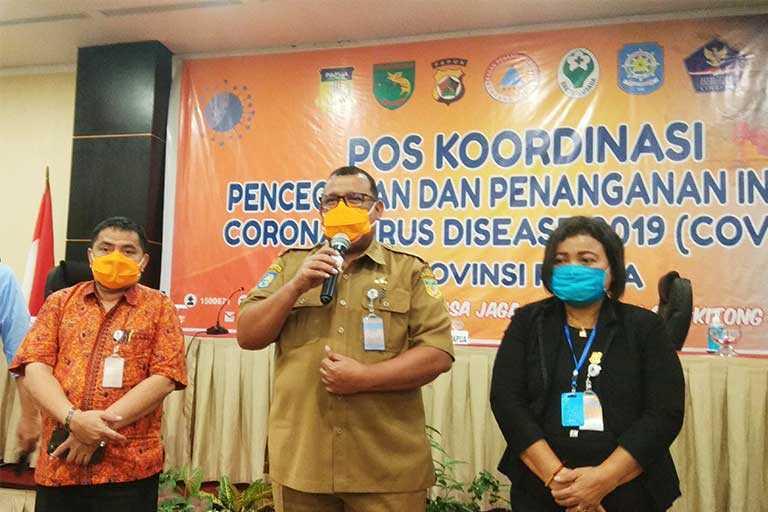 Pemerintah Provinsi (Pemprov) Papua menjamin ketersediaan kebutuhan pokok menjelang Hari Raya Idul Fitri 1441 Hijriyah.