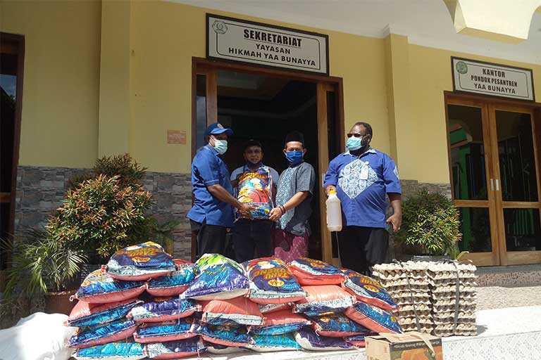 Fraksi Demokrat DPR Papua